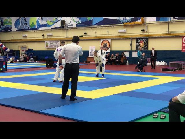 Final Russian jujitsu Championship 2017