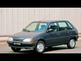 Citroen AX 14 TZE 5 door 1990 91