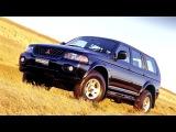 Mitsubishi Challenger XS AU spec