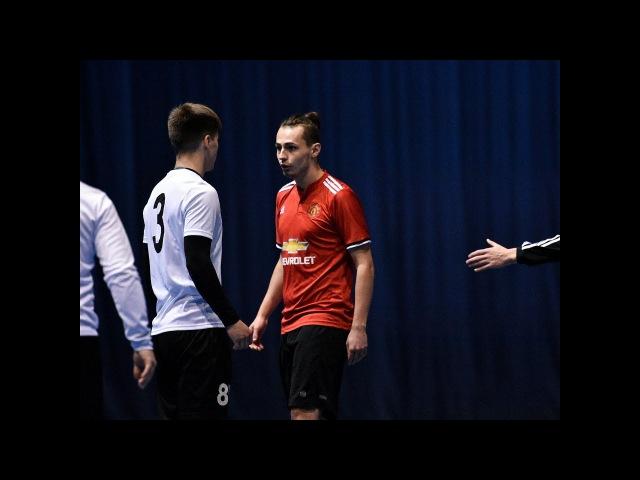 2017/11/13, ПЛ 5х5 (Д2), 9 тур, AFC Weak – Red Bisons – 7:6 (агляд матча)