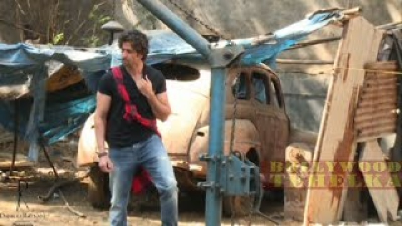 Hrithik Roshan | Hot Photo Shoot | Daboo Ratnani Calender Making - 2015 [Behind The Scenes]