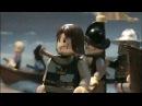 Christopher Columbus Lego Animation