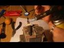 Как сделать серебряное кольцо, без дорогого оборудования.