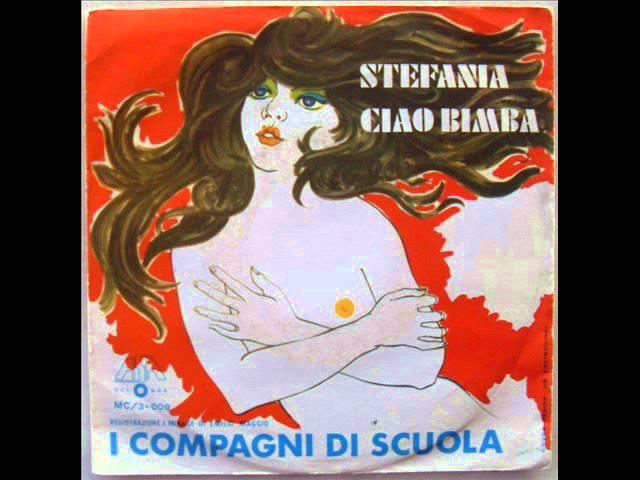I COMPAGNI DI SCUOLA STEFANIA 1979