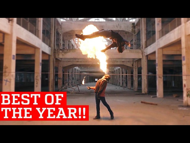Best Videos of the Year 2017 | People Are Awesome