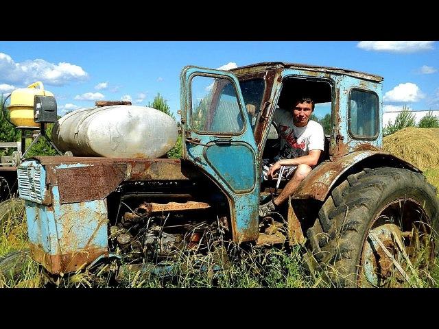 Да мы Трактористы НеПростые Трактористы ШЕДЕ́ВР
