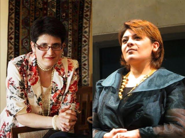 Erb khognes - erjsht. Margarit Sargsyan, katarum e Diana Harutyunyany