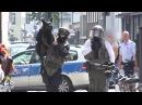 SEK EINSATZ IN KÖLN Randalierer leistete massiven Widerstand verletzte Polizeibeamte