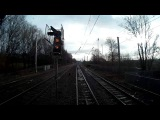 Class 66 Carlisle to Milford Cab Ride Via Settle &amp Carlisle S&ampC, Leeds, Castleford