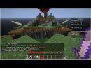 Майнкрафт Игра сервере 7 Bedwars anb Skywars