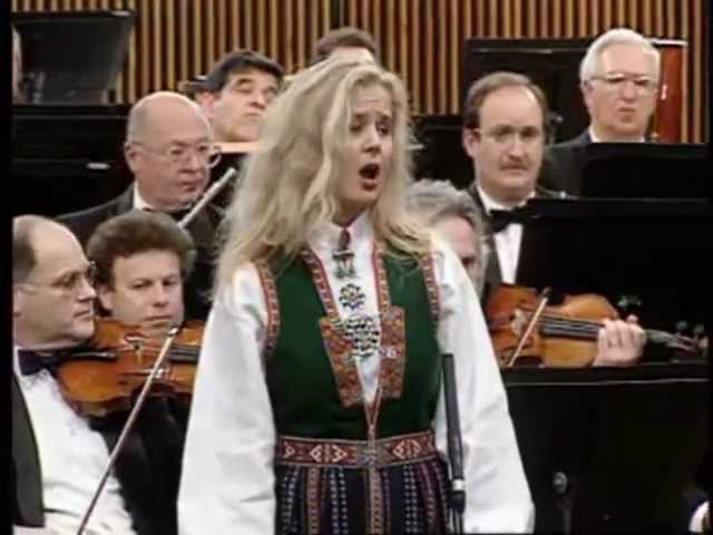 Grieg - Solveigs song , Arie Vardi conducts.