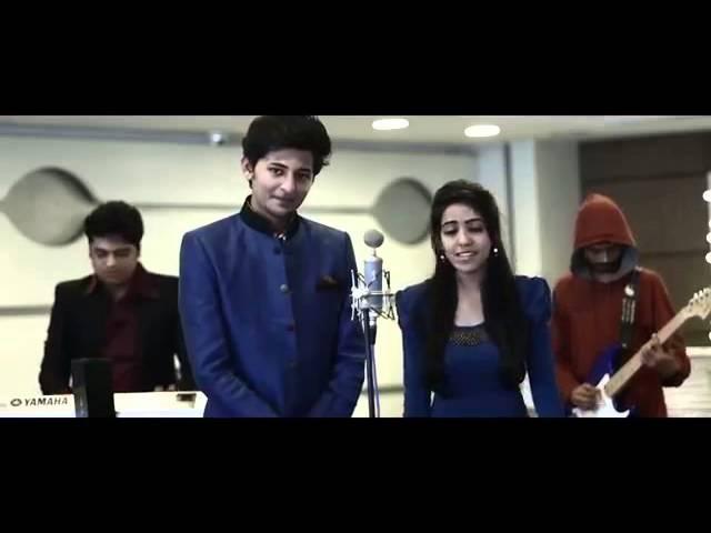 Darshan Raval singing Dhoka Dhadi R.Rajkumar Accoustic Version