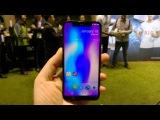 Видео с презентации LEAGOO S9 от итальянских журналистов