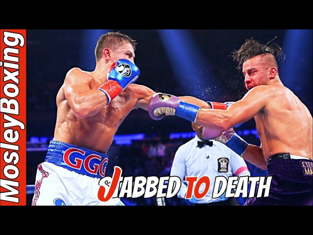 GGG vs LEMIEUX | Full Fight HIGHLIGHTS HD | COMPLETE DOMINATION!