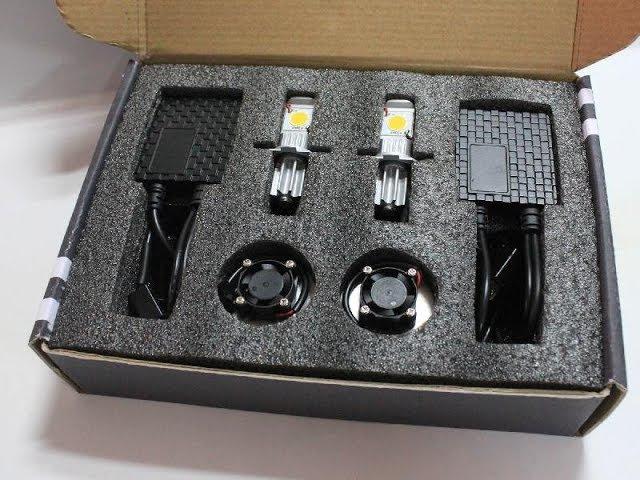 Лампы LED светодиодные / Как подобрать / В чем отличие / Отношение ГИБДД