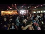 XS Project at Gop fm rave. Saint-Petersburg (summer 2016)