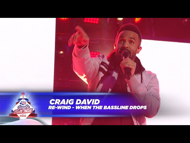 Craig David - 'Rewind - When The Bassline Drops' - (Live At Capital's Jingle Bell Ball 2017)