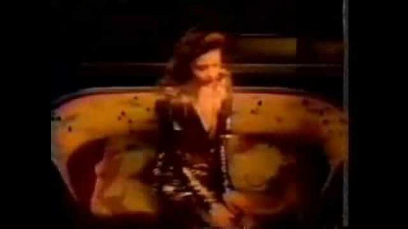 David Lynch - Opium Yves Saint Laurent Perfume ad 1992