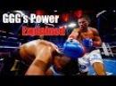 GGG's Knockout Power Explained - Technique Breakdown | Golovkin vs Canelo