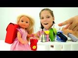 Мультик #БАРБИ 🔔 ШТЕФФИ идет в ШКОЛУ! Играем в Куклы Barbie / Новые видео и Игры для ...
