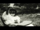 Lumière Brothers, The Little Girl And Her Cat, 1897, First Cat Movie Ever !