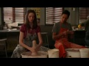 Alison Brie does pottery