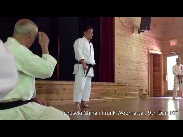UFC vs Traditional Karate, Trad vs Street Attack | Shuseki Shihan Frank Woon-a-tai 9th Dan IKD