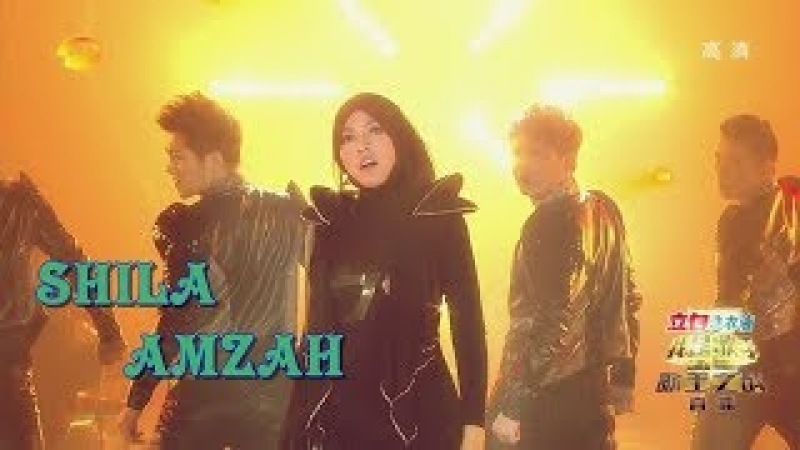 Best Of Shila Amzah - Malaysian Singer to International Singer