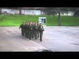 Армейская строевая песня  Россия