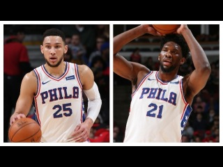Ben Simmons (CAREER-HIGH 32 Pts) and Joel Embiid (30 Pts) #NBANews #NBA #76ers #BenSimmons #JoelEmbiid