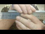 Винт-костыль от Димы Орлова, 178/9 мм. Overhand.