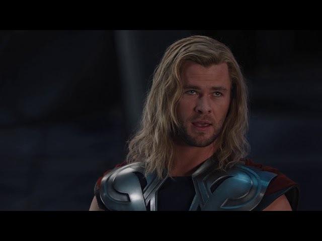 Мстители (Avengers), прикол - Баба Яга