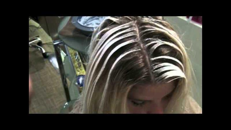 NO FOILS HAIR LIGHTING TECHNIQUE