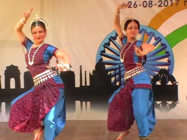 2017. Summer Bazar Embassy of India. Театр индийского танца