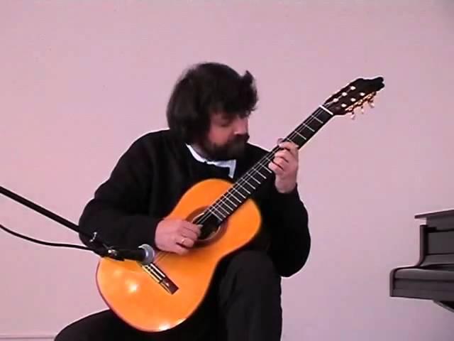 Eugeny Finkelstein plays Ballad by Eugeny Finkelstein