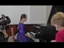 VII открытый Всероссийский конкурс юных пианистов «Посвящение» памяти Эсфирь Липович.