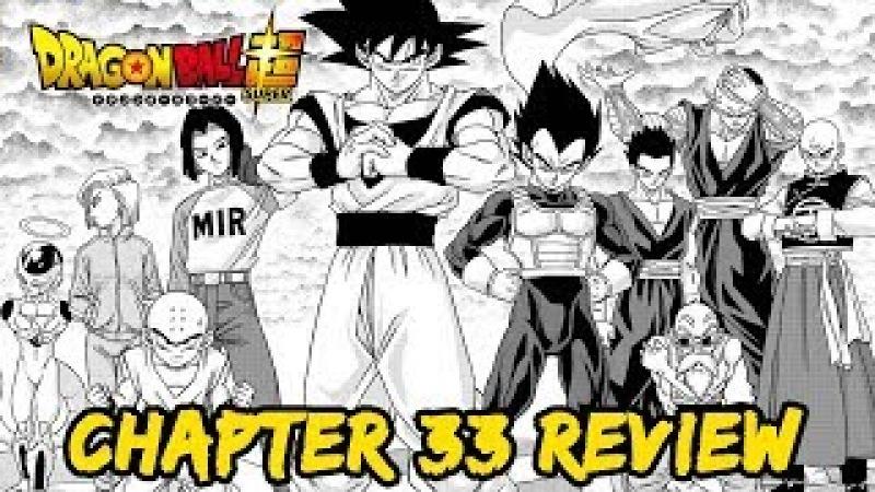 Dragon Ball Super Chapter 33 Manga Review
