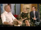 KEVIN COSTNER interview Live with Kelly 03242017