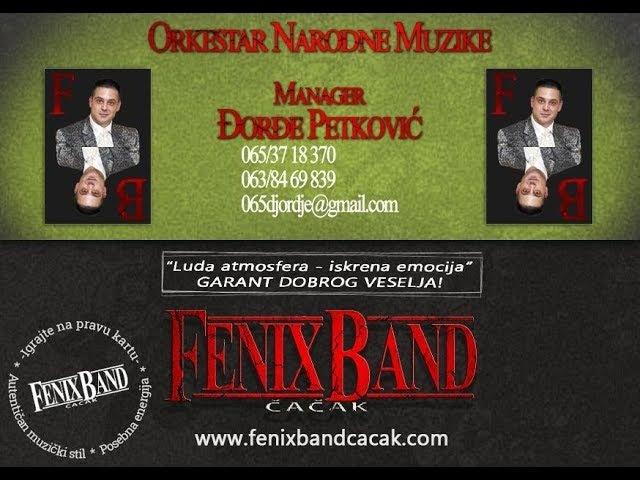DJORDJE PETKOVIC I FENIX BAND CACAK-VELIKO GRADISTE-JELECE-fenixbandcacak.com