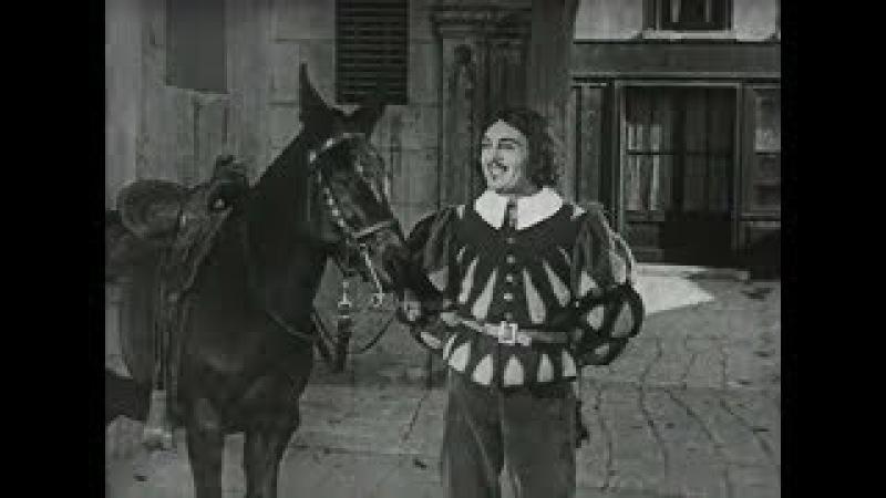 Три пройдохи - Макс Линдер (пародия на Трех мушкетеров). Немое кино с тапером