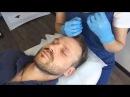 Моделирование и Тонирование мужских бровей ТРИДИНГ работа с нитью