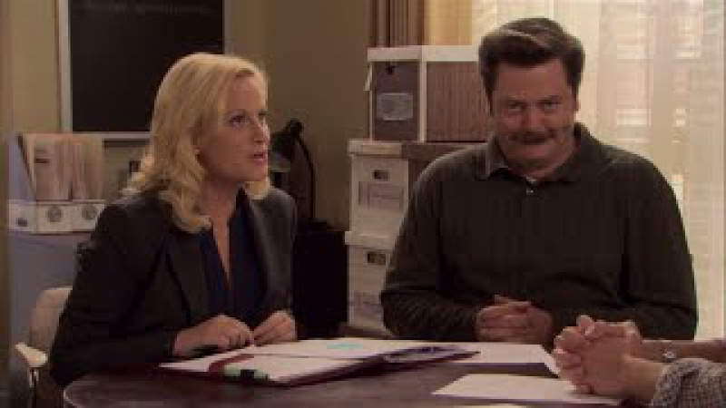 Ron Swanson - Best and Funniest Moments Parks and Recreation