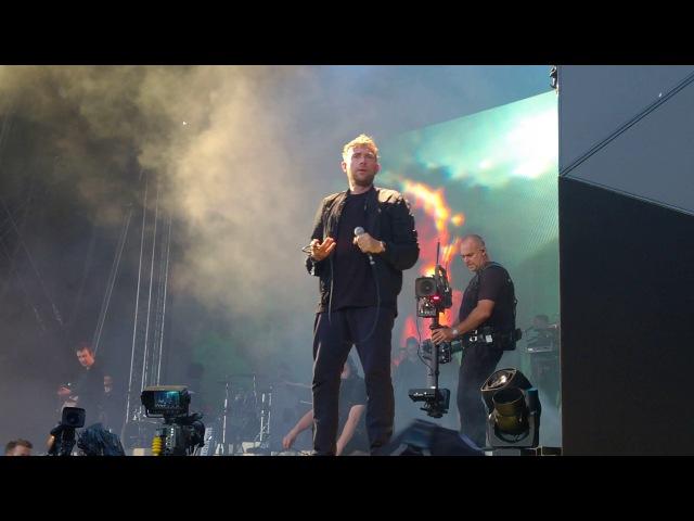Gorillaz - El Manana LIVE Demon Dayz Margate June 2017