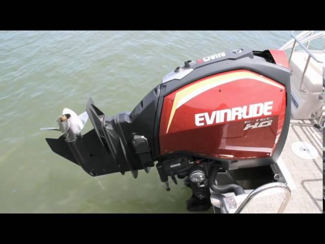 BoatTest.com Evinrude E-TEC G2
