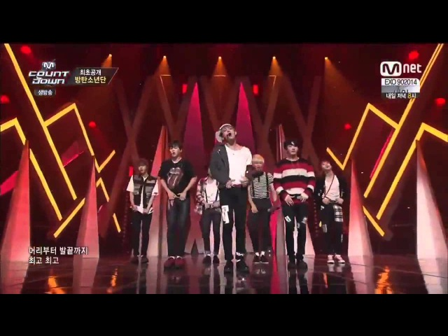 [Live] BTS - War of Hormone(호르몬 전쟁)