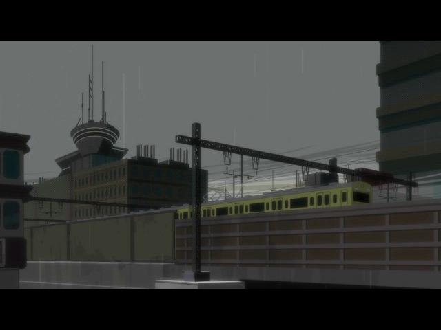 [AniDub] Бетонная Революция: Сверхчеловеческая Фантазия / Concrete Revolutio: Choujin Gensou [01 из 13]