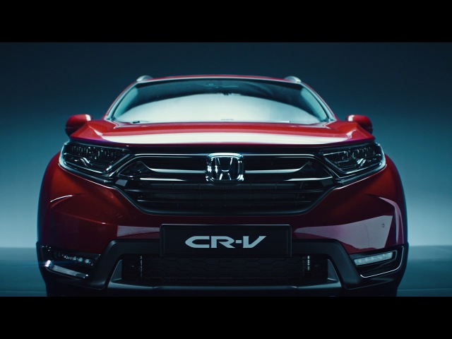 Honda CR-V. Безупречное исполнение.