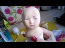 Роспись авторской куклы. Часть 2 Тонировка / Art doll face painting. Part 2