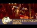 Jaque e Marcelo impressionam com apresentação de rumba