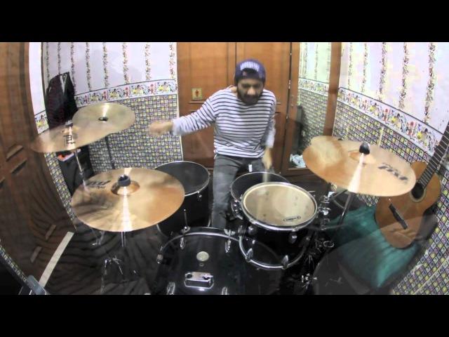 ANTI-VIST - BRING ME THE HORIZON (drum cover) HD